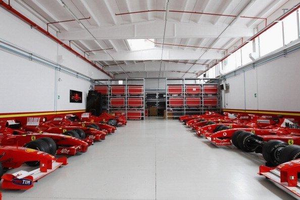 Dalam Sejarah, Sekarang Musim Terburuk Ferrari.