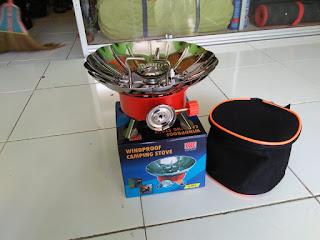 Jual Kompor Portable Windproof Murah