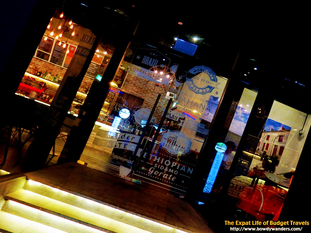 bowdywanders.com Singapore Travel Blog Philippines Photo :: Singapore :: Roosevelt's Diner & Bar, Outram Park
