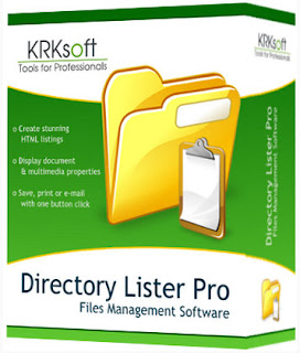 Directory Lister Pro Enterprise Portable