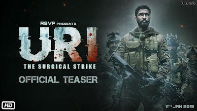 Uri The Surgical Strike 2019 Movies Couch 720p Openload