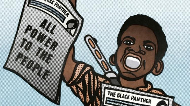 ¡Todo el poder para el pueblo!: Las Panteras Negras llegaron a Cali