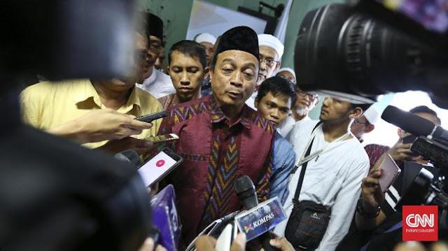 GNPF Minta Jokowi Setop Orkestra Pelabelan Anti-Pancasila