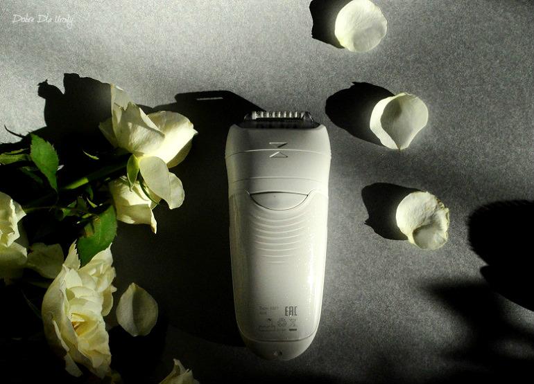 Braun Silk-épil 7 SkinSpa Wet&Dry - system depilacji i peelingu 2 w 1