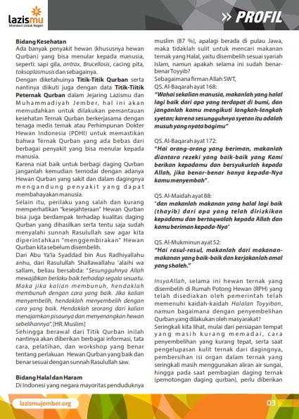 Halaman-3 Laporan Lazismu Bulan Agustus 2016