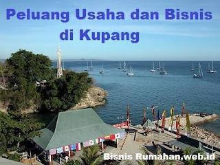 Peluang Usaha di Kupang