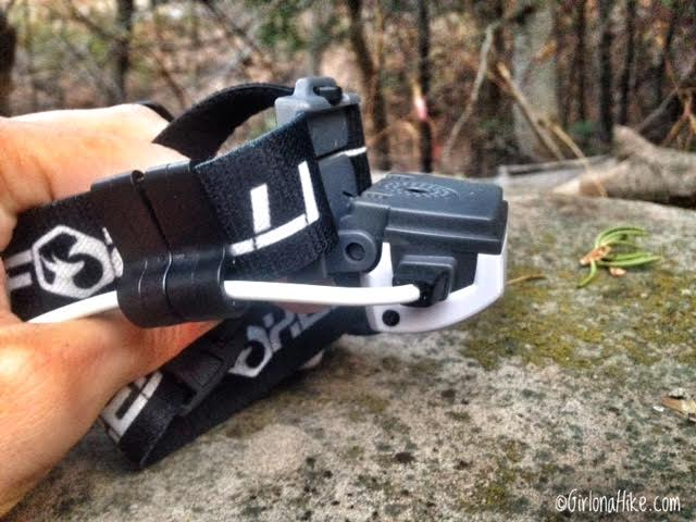 Foxelli MX500 Headlamp gear review, Best Headlights for hiking