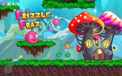 تحميل لعبة frizzle fraz  للاندرويد