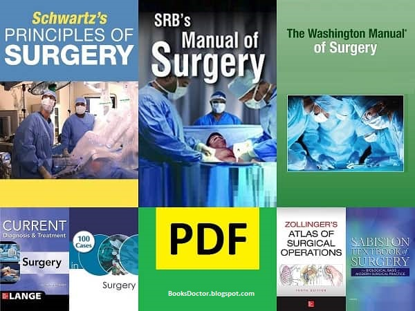 The Best Surgery Books For Surgeons Booksdoctor