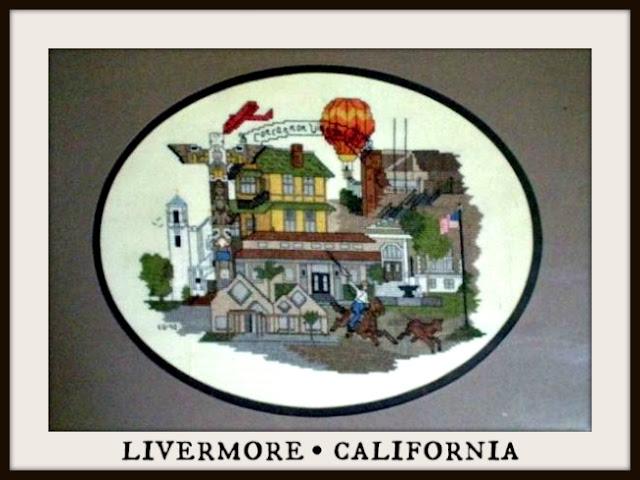 Livermore California Joan Beiriger