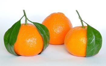 Wallpaper: Mandarin oranges