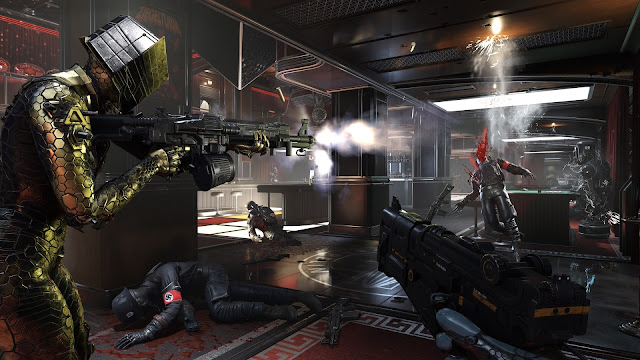 Wolfenstein Youngblood PC Full imagenes