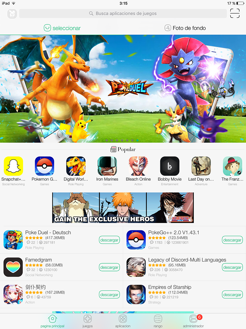Como Descargar Apps Y Juegos Gratis En Ios 11 Con Tutuapp Apploide
