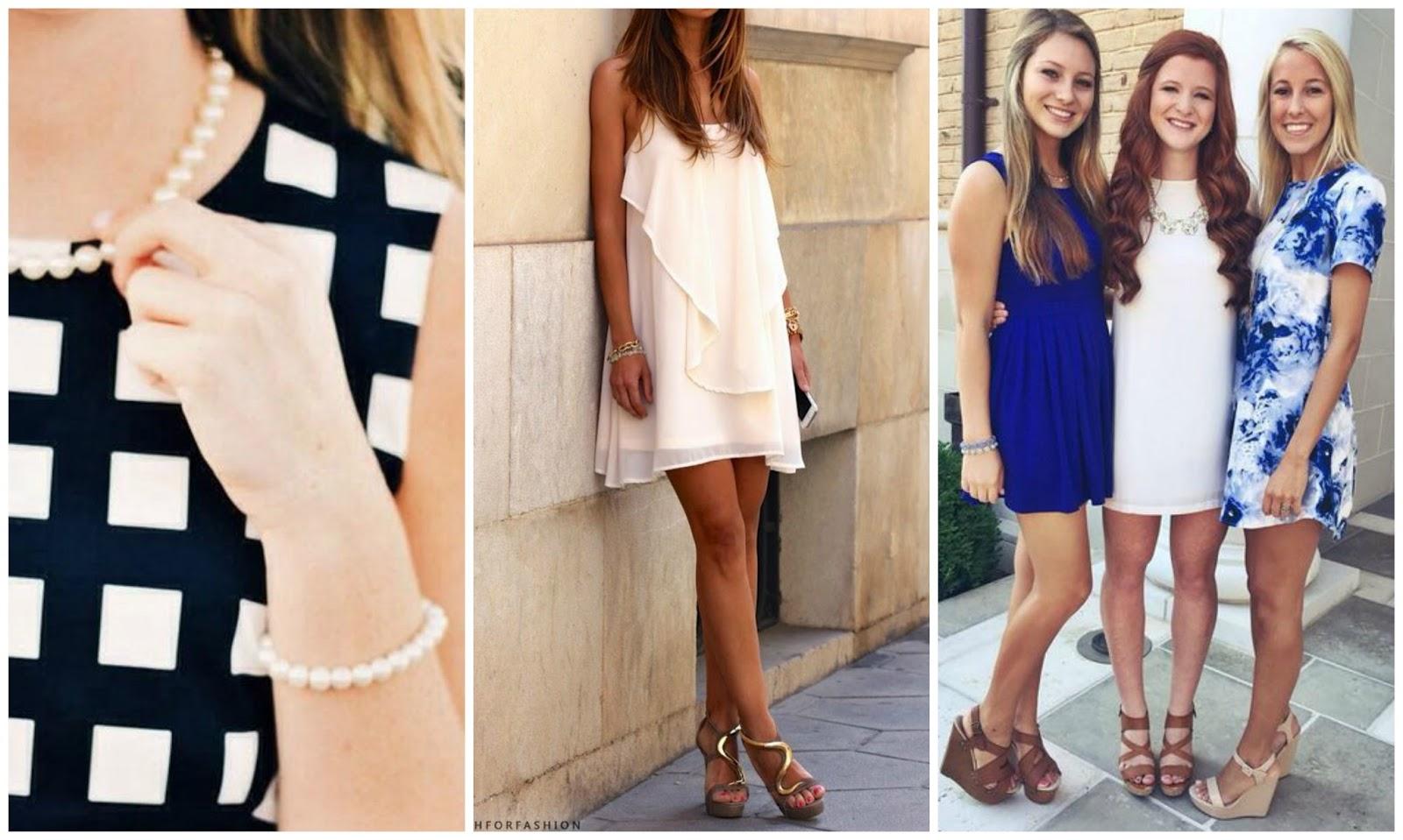 Fashion style University miami sorority recruitment what to wear for lady