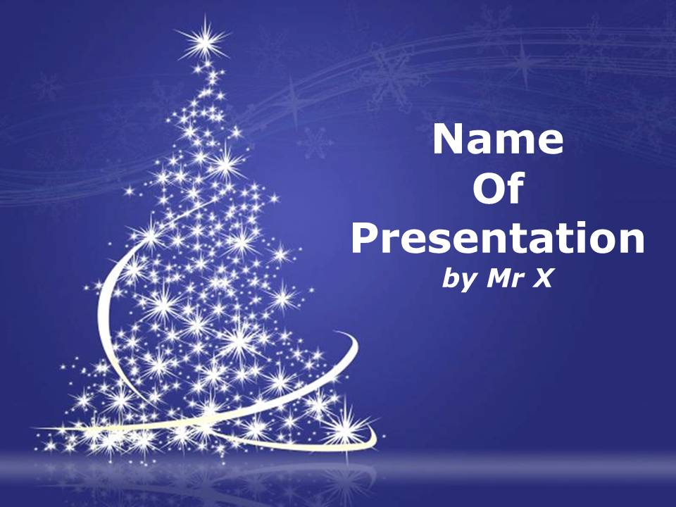 holiday powerpoint background christmas - photo #5