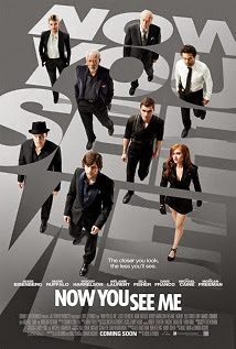 Ahora me ves...  (Now You See Me )<br><span class='font12 dBlock'><i>(Now You See Me )</i></span>