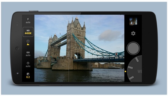 aplikasi android kamera mirip dslr