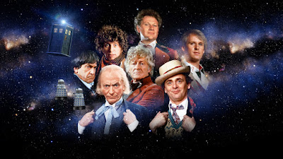 Classic Doctors - photo from nerdist.com