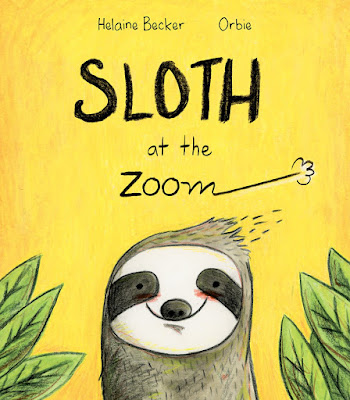 In a fast-paced world, it's easy to get caught up in the day to day hustle, but Sloth at the Zoom is a cute and clever reminder that we all need to stop and enjoy the life around us. Sometimes a slower pace is necessary and rewarding. #OwlkidsBooks #NetGalley #SlothAtTheZoom