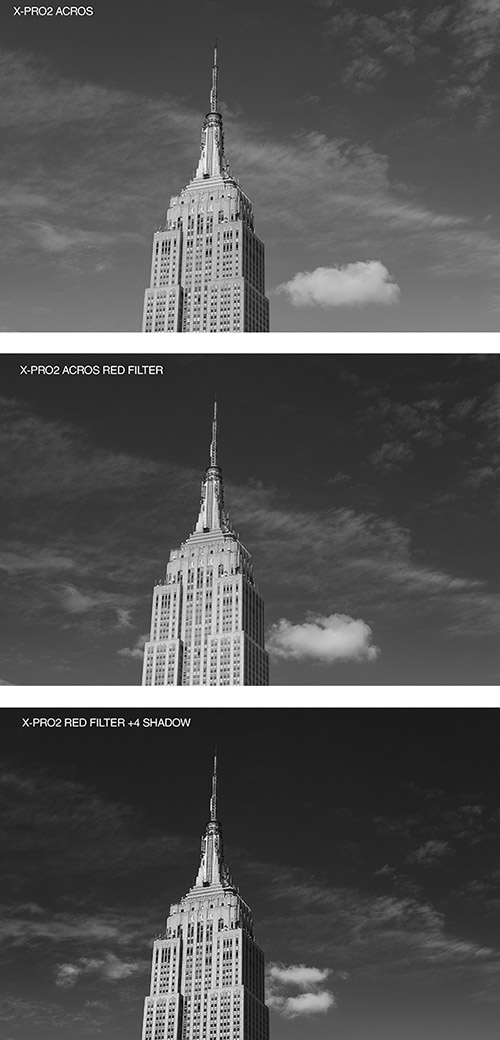 About Photography: Acros film simulation with the Fuji X-Pro2