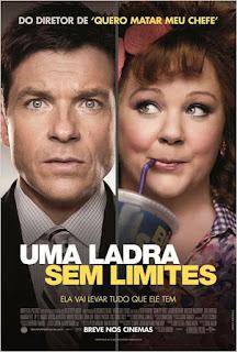 """Poster do filme """"Uma Ladra Sem Limites"""""""