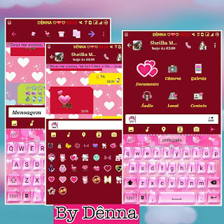 Download NEWhatsapp v5 20 (Whatsapp Mod) [Rose Edition] APK for