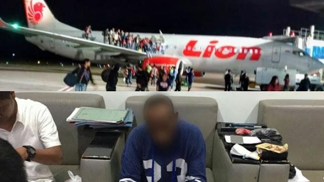 Hoax Isu Bom dalam Pesawat di Bandara Pontianak, Penyebarnya Telah Ditangkap