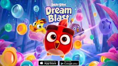 تنزيل لعبةألغاز Angry Birds Dream جديدة مع أسلوب لعب جديد