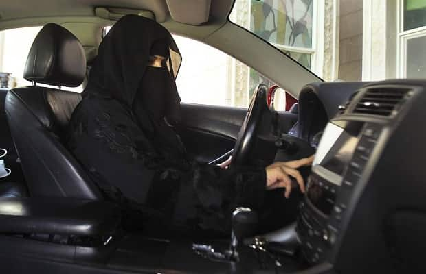 WOMEN TO PUNISH IF THEY DRIVE BEFORE JUNE 2018