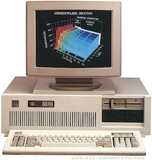 IBM PC AT 1984, Image Pinterest Community