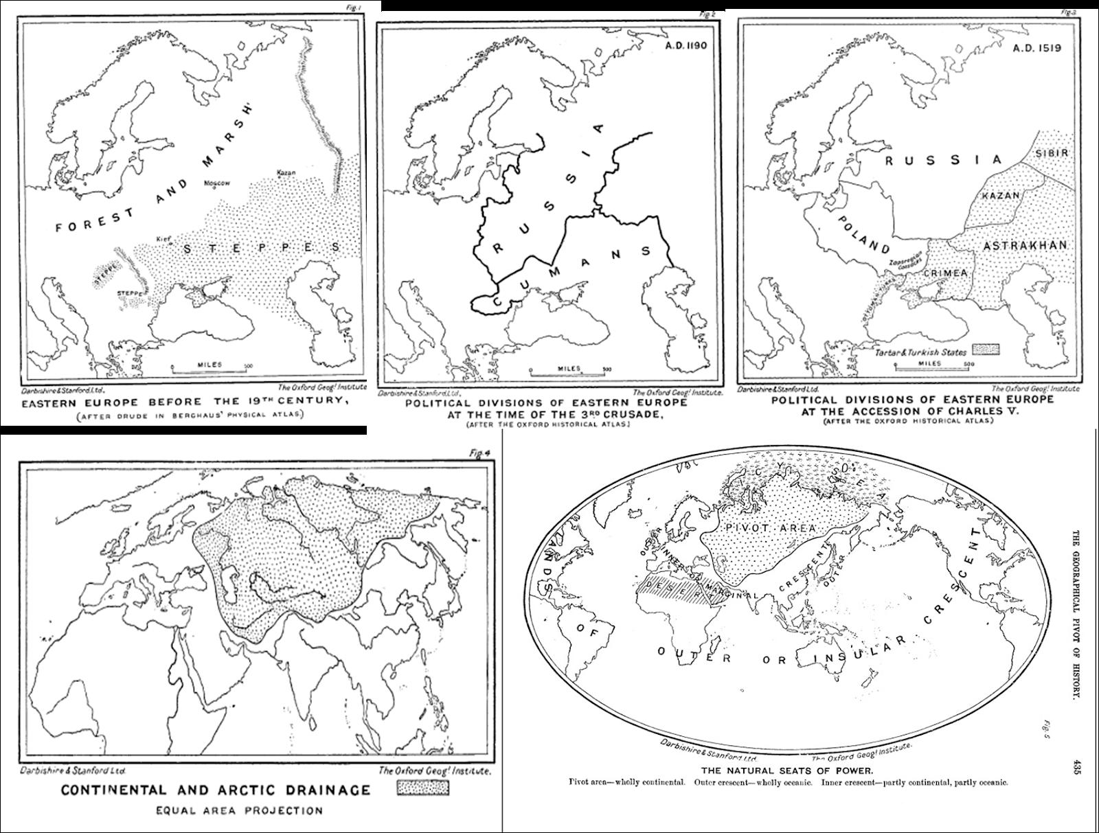 HALFORD MACKINDER GEOPOLITICS PDF