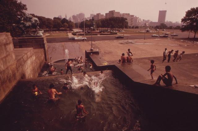 Colour Photos Of Philadelphia In 1973 Vintage Everyday