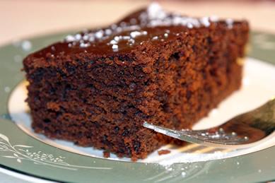 Gluten-Free Dairy-Free Chocolate Cake
