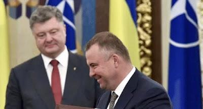 Порошенко уволил зам. секретаря СНБО Гладковского