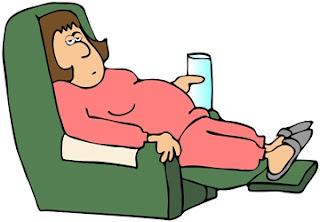 Weinig activiteit en overgewicht primair lyfoedeem