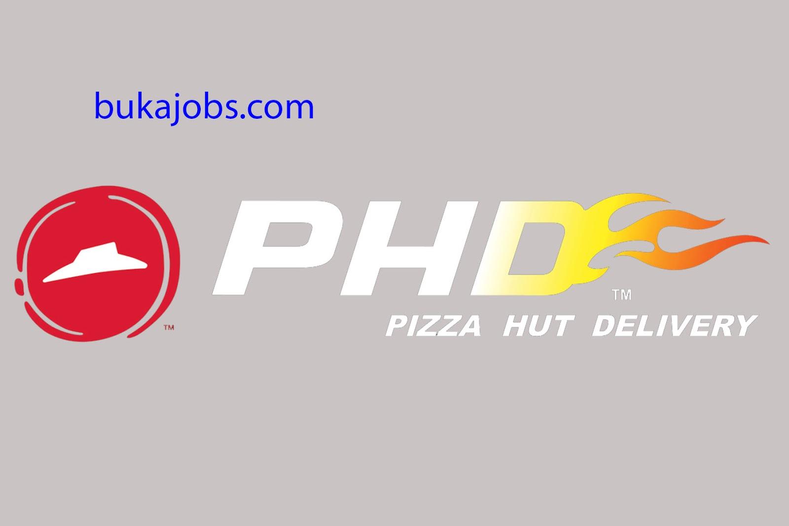 Lowongan Kerja Pizza Hut Delivery 2019