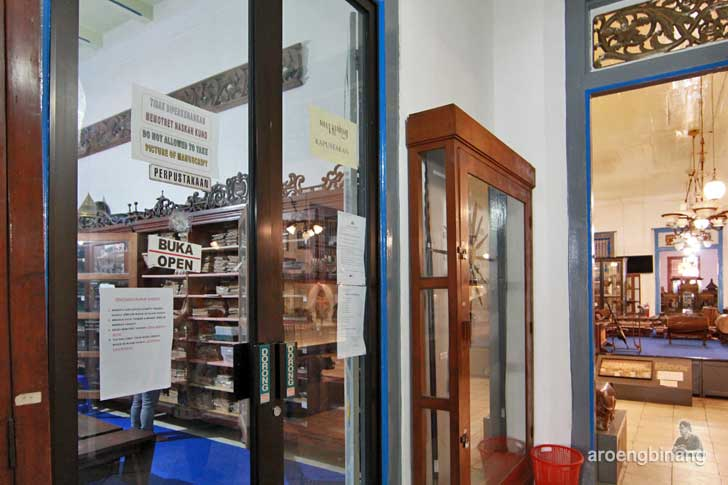 museum radya pustaka solo