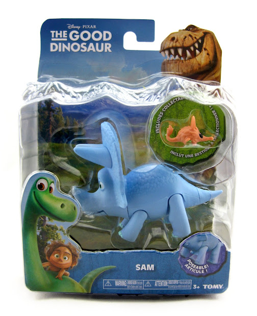 Dan Pixar Fan Good Dinosaur Tomy Action Figures Part - Small