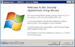 UpdatePack7R2 16.11.11