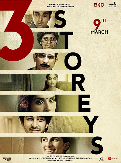Poster 3 Storeys 2018 Full Movie Download Hindi HD Free 720p
