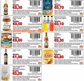 Logo Supermercati DOK: scarica i buoni sconto e risparmia sulla spesa