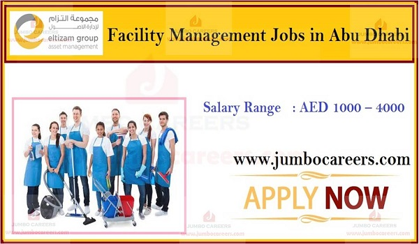 Available Abu Dhabi job vacancies, Job openings in Gulf countries,
