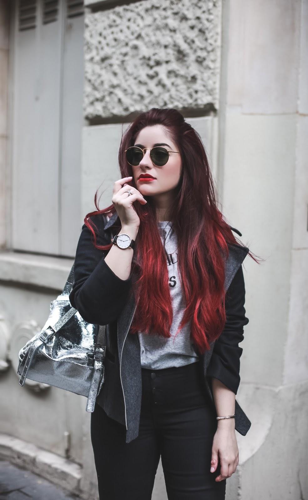 jean taille haute blog mode