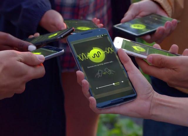 Cara memutar musik di banyak Smartphone secara Bersamaan