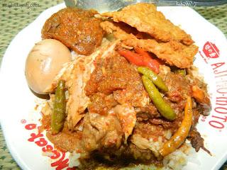 Kuliner Indonesia - Gudeg Bromo