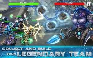 pada kesempatan yang indah kali ini admin akan share game mod terbaru for android yang sa Heroes Infinity v1.7.6 MOD APK Unlimited Coins Gems