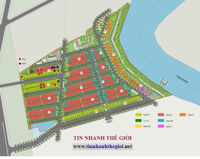 Dự án Nine South Estates con đường của những thành công tương lai nhất