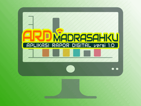 Daftar Halaman Web Login Aplikasi Raport Digital (ARD) Jenjang RA, MI, MTs, MA