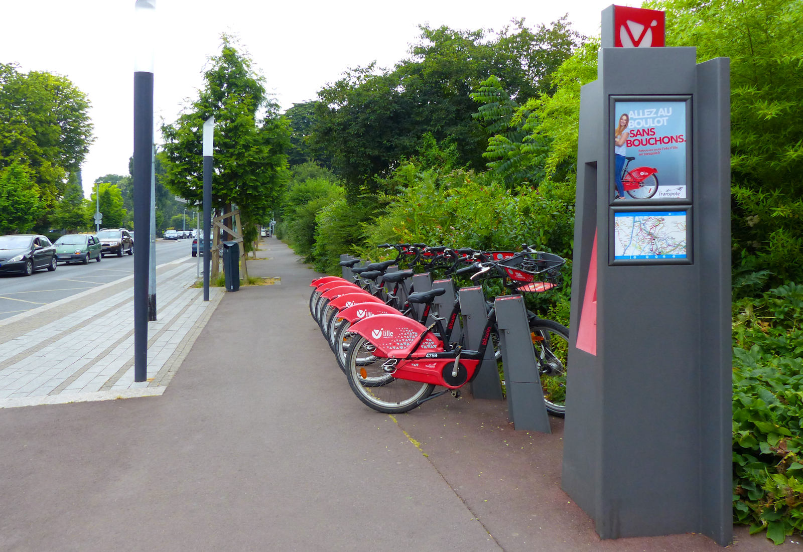 "Station ""Avenue Millet"" - Tourcoing V'Lille"