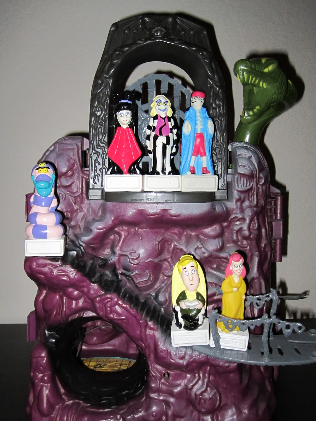 Diary of a Dorkette Toy Chest Tuesday Beetlejuice Beetlejuice Beetlejuice